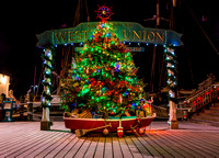 Southernmost Christmas Lights 2014
