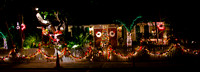 Key West Christmas Lights 2011